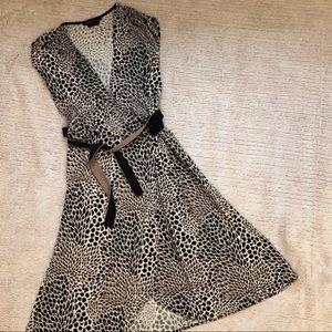 BCBGMAXAZRIA Wrap Dress Sz Small